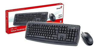 Teclado + Mouse Wirel Genius Km-8100 Jmc