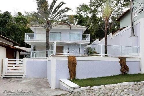 Imagem 1 de 30 de Casa À Venda, 400 M² Por R$ 1.990.000,00 - Mata Paca - Niterói/rj - Ca16445