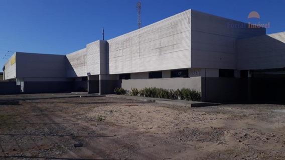 Galpão Para Alugar, 700 M² Por R$ 15.000,00/mês - Cidade Dos Funcionários - Fortaleza/ce - Ga0091