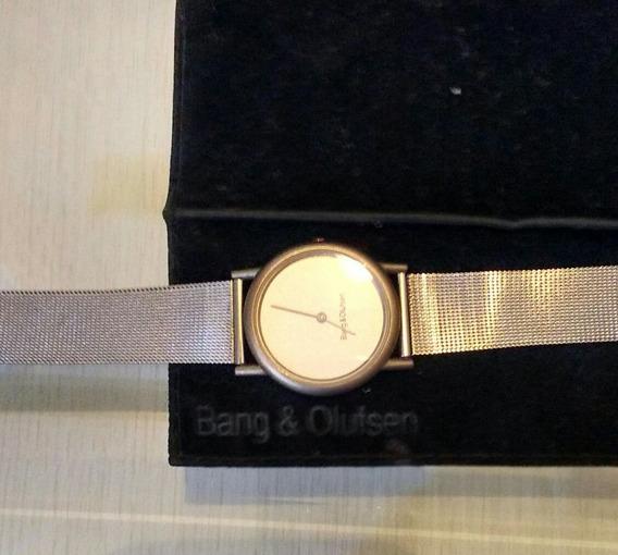 Bang Olufsen Relógio Denmark - Raridade ! Único !