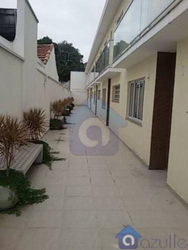 Imagem 1 de 15 de Sobrado Em Condomínio Com 3 Dorm, 1 Suite, 2 Vagas ! - Tw11713