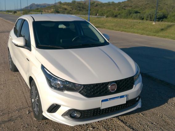 Fiat Argo Precision 1.8 16v Pack Technology