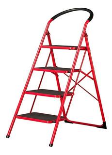 Escalera Hogar 4 Escalones 1,48m Kulbart Wt04 C