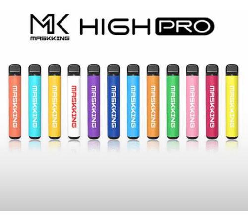 Imagen 1 de 2 de Maskking High Pro 10 Piezas Envio Gratis
