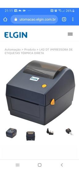 Impressora Elgin L42- Dt