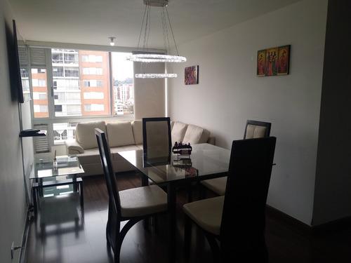Imagen 1 de 14 de Se Alquila Apartamento Con O Sin Muebles En Zona Norte Bogot