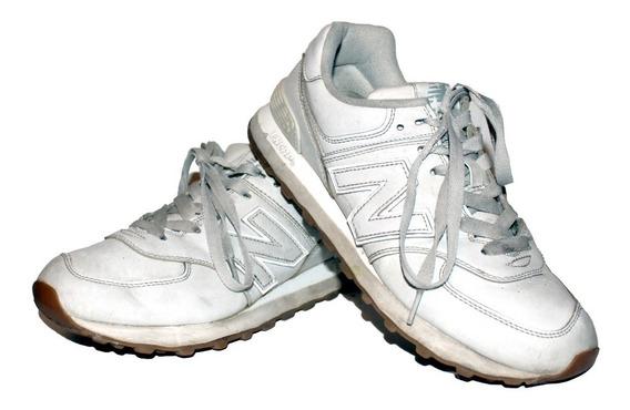 New Balance 574 Blancas Originales Unisex