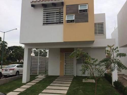 Casa En Renta Calle A Los Medanos, Hacienda San Javier