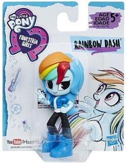 My Little Pony Equestria Girls Rainbow Dash Muñecas Juguetes