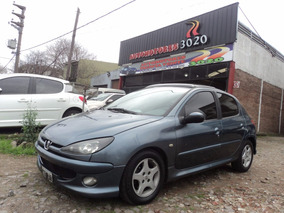 Peugeot 206 Xs Premium Automatico 1.6 Nafta/gnc Financio
