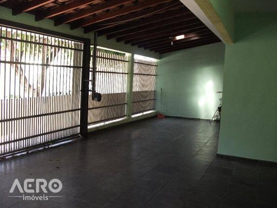 Casa Residencial À Venda, Vila São João Da Boa Vista, Bauru. - Ca1123
