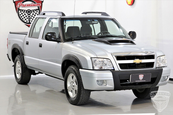 Chevrolet S10 2009 2.4 Advantage Cab Dupla 4p Flexpower