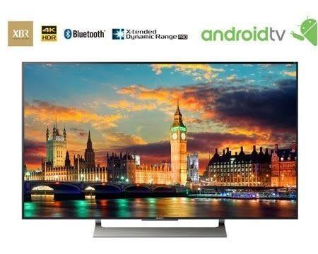 Tv Sony 55x905e 4k Hdr Android Tv Na Caixa Com Nota