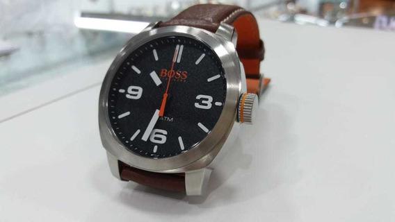 Relógio Boss 10 Atm Caixa 45 Mm