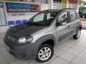 Fiat Uno Evo Way 1.4 8v Eta/gas (nac) 4p 2013