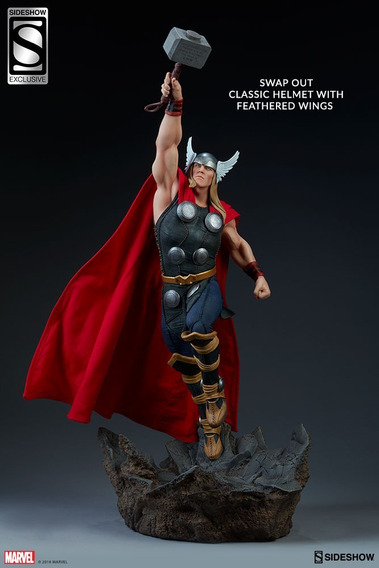 Avengers Assemble Thor 1/5 Exclusive Sideshow Iron Man