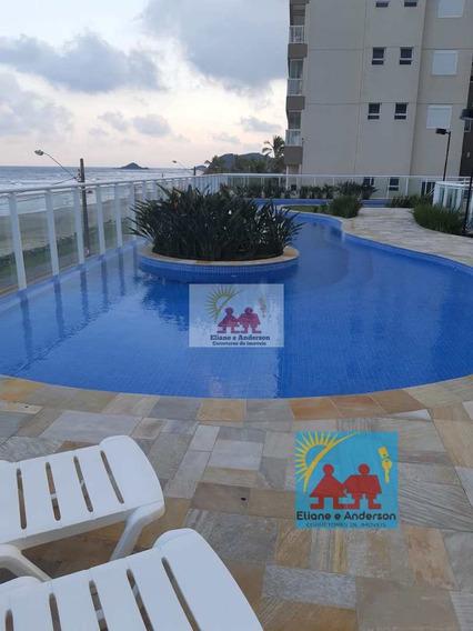 Apartamento Com 2 Dorms, Centro, Itanhaém - R$ 624 Mil, Cod: 924 - V924