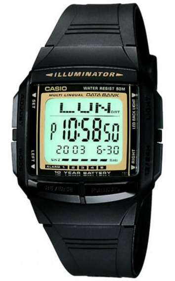 Relógio Masculino Casio Db-36-9avdf Original + Garantia + Nf
