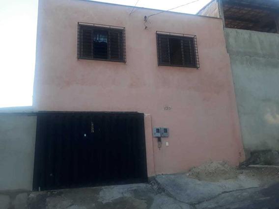 Casa Geminada Com 2 Quartos Para Comprar No Letícia Em Belo Horizonte/mg - 3732