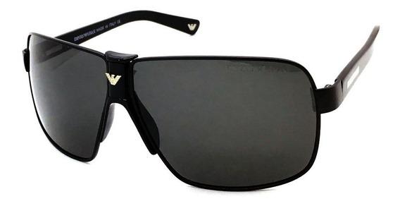 Oculos De Sol Armani Masculino Ea9691 Polarrizado Uv 400