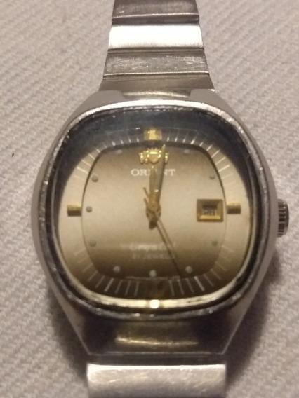 Reloj Orient Vintage Para Dama 21 Jewels. Funcionando Al 100