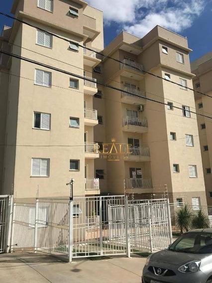 Apartamento Com 2 Dormitórios À Venda, 60 M² Por R$ 245.000 - Jardim Monte Verde - Valinhos/sp - Ap0627