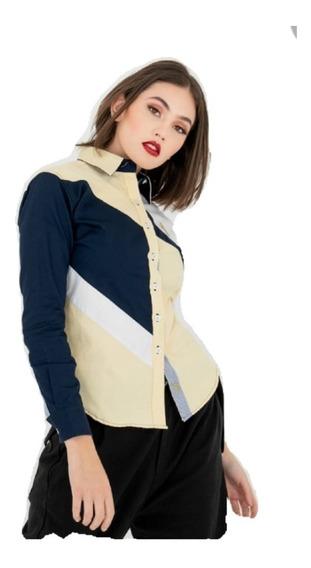 Camisa Muletta Dama Estilo Estel