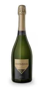 Espumantes Santa Julia Extra Brut 750 Cc /solo Envios