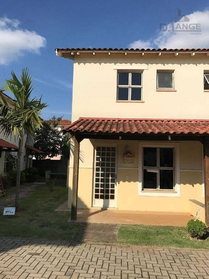 Casa Residencial À Venda, Parque Manoel De Vasconcelos, Sumaré. - Ca11678
