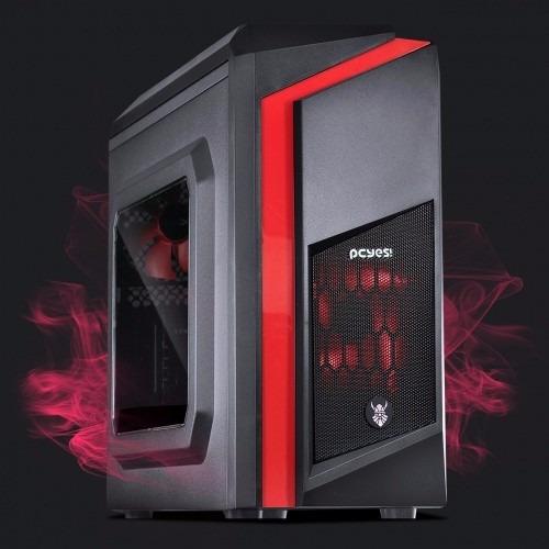 Pc Gamer Gtx 1060 6gb Intel I5 7geração 1tb 16gb Hyperx Cpu