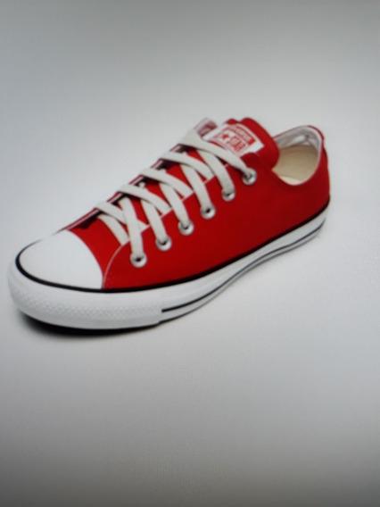 Converse All Star Vermelho No.42