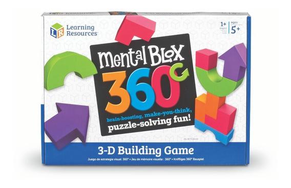 Juego De Construcción En 3d Mental Blox 360