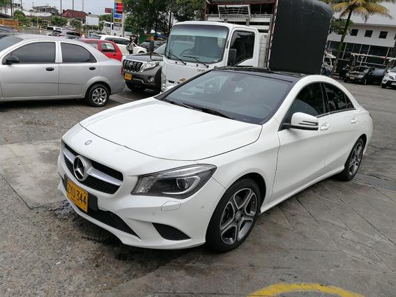 Mercedes Benz Cla200 Modelo 2015