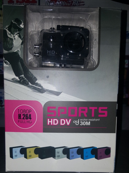Câmera Sport Hd 1080