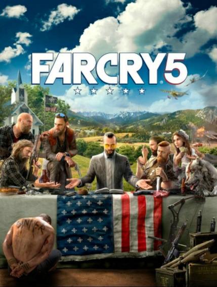 Jogo Far Cry 5 Para Pc - Envio Digital Imediato