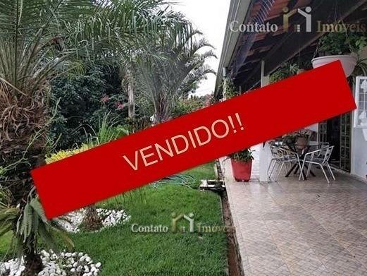Casa Condomínio 4 Quartos 4 Vagas Venda Atibaia - Cf0050-1