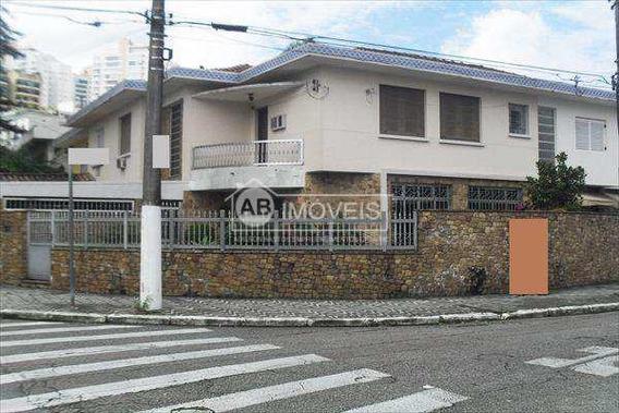 Sobrado Com 3 Dorms, Ponta Da Praia, Santos, Cod: 2589 - A2589
