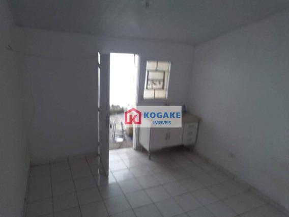 Dependência Para Locação, Sem Garagem Em Excelente Localização Do Jardim São Dimas. - Ca2637