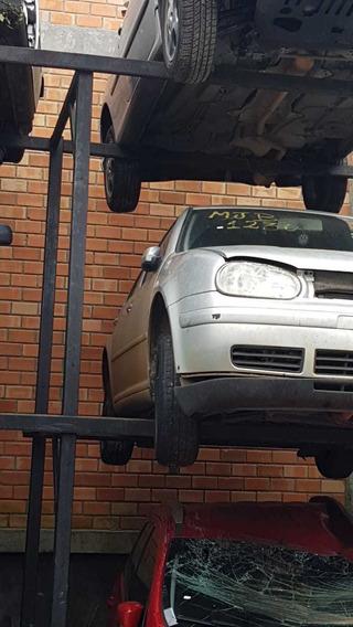 Volkswagen Golf 2004 Airbag Motor Câmbio Diferencial Sucata