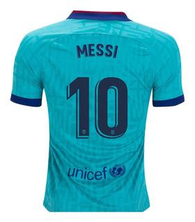 Camisa Nike Barcelona Oficial Personalizada Pronta Entrega