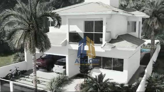 Casa Com 4 Dormitórios À Venda, 246 M² Por R$ 1.150.000,00 - Cidade Universitária Pedra Branca - Palhoça/sc - Ca0258