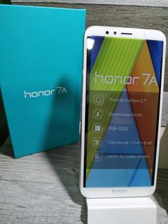 Telefono Celular Honor 7a, Somos Tienda Fisica