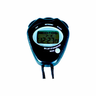 Cronômetro Digital Com Pedômetro Cr 30 - Csr