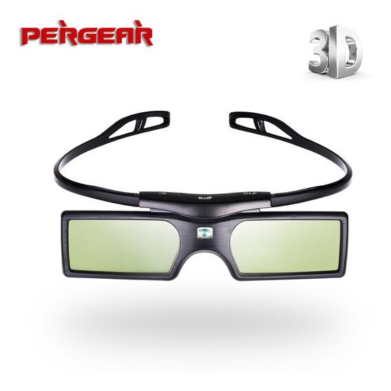 Pergear G15 Dlp Link 3d Óculos De Obturador Ativo Para Filme