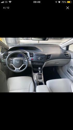 Honda Civic 2015 2.0 Aut. 4p