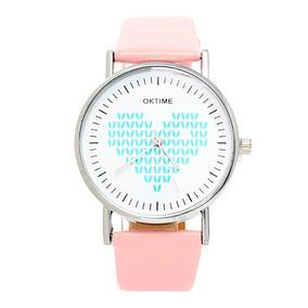 be6ef5d15d5a Reloj Dama Rosa Oktume - Joyas y Relojes en Mercado Libre México