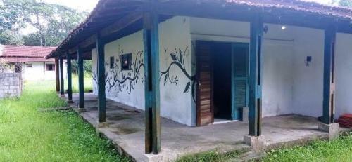 Chácara Na Praia Em Itanhaém Com 3 Dorm E Escritura 7857
