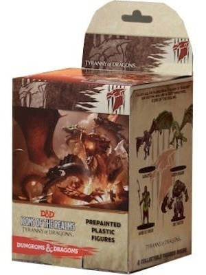 Wizkids Dungeons Y Dragons Miniature Figurines D Y D Iconos