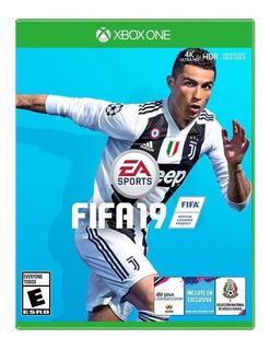 Oferta!! Fifa19 Xbox One, Original Offline