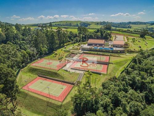 Imagem 1 de 5 de Terreno À Venda, 1275 M² Por R$ 600.000 - Fazenda Dona Carolina - Itatiba/sp - Te0647